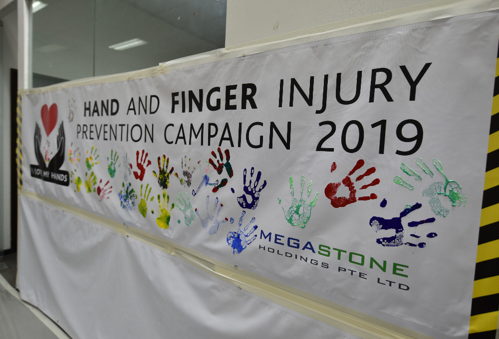 Hand Amp Finger Injury Prevention Campaign
